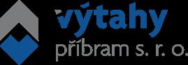 Logo Výtahy Příbram s.r.o.